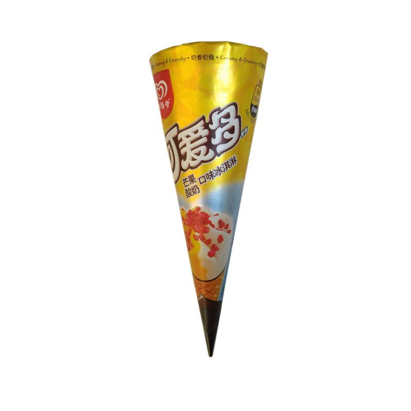 和路雪 可爱多甜筒冰激凌雪糕 67g*12 芒果酸奶