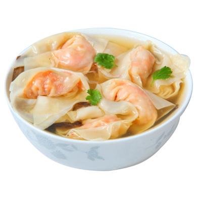 避风塘 鲜虾云吞 水饺 港式风味 鲜虾馄饨 360g*2
