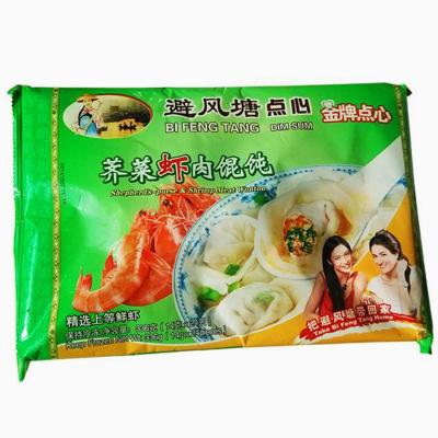 避风塘 荠菜虾肉馄饨 水饺 港式风味 336g*2 48只装