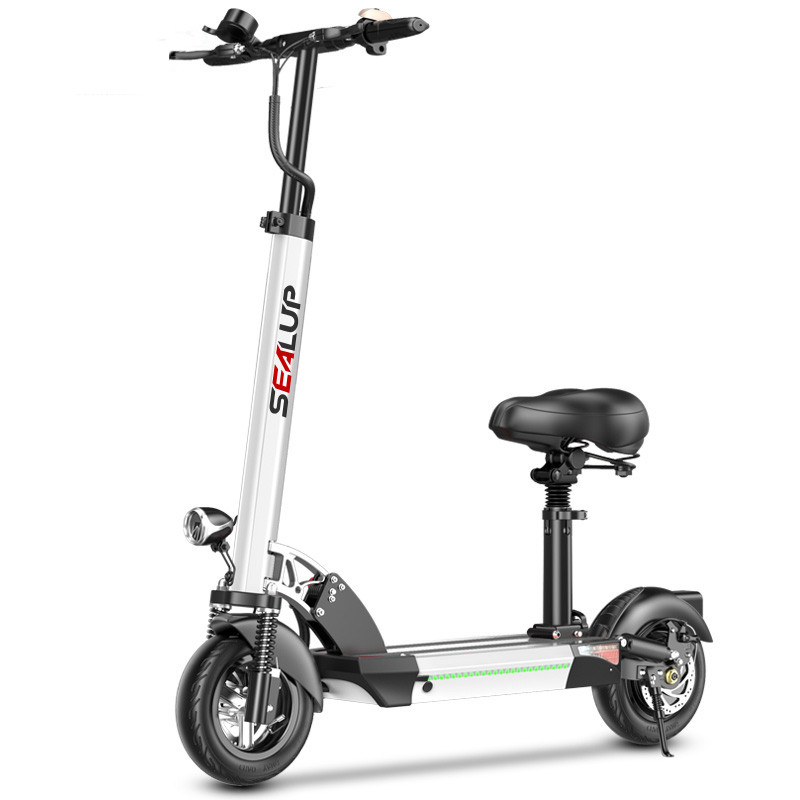 电动滑板车电瓶车迷你电动车成人折叠代驾小型折叠自行车