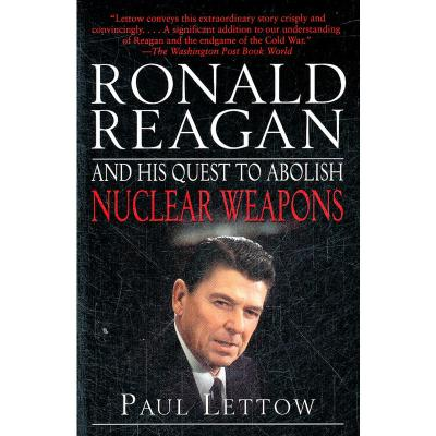 REAGAN & HIS QUEST TO ABOLISH(ISBN=9780812973266)