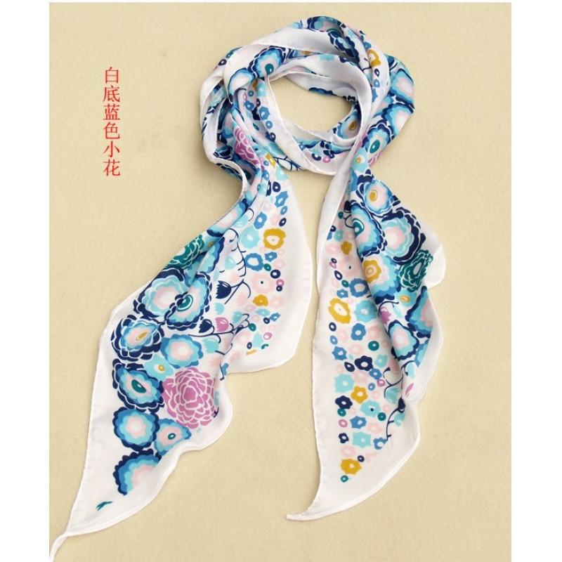 娉语新年韩版腰带丝巾男士女士学生领巾时尚绑带包带飘带春夏休闲丝巾