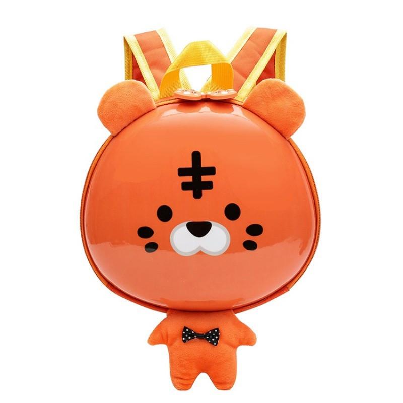 封后新款幼儿园蛋壳书包超轻男女宝宝背包卡通可爱动物造型萌萌哒背包