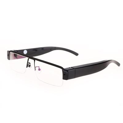 柯迪仕KEDISHI智能高清微型攝像機迷你錄像插卡眼鏡騎行攝像眼鏡拍照眼鏡會議隱形攝像機運動相機超小迷你攝像頭