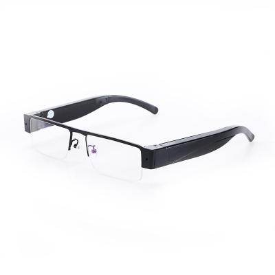 柯迪仕KEDISHI智能高清微型攝像機迷你錄像插卡眼鏡騎行拍照相機會議隱形攝像機戶外攝像眼鏡運動DV相機超小迷你攝像