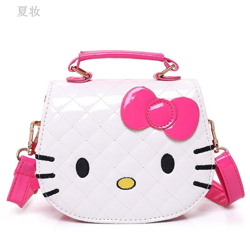 夏妆韩版儿童包包女童斜挎包时尚包可爱手提小女孩宝宝单肩包