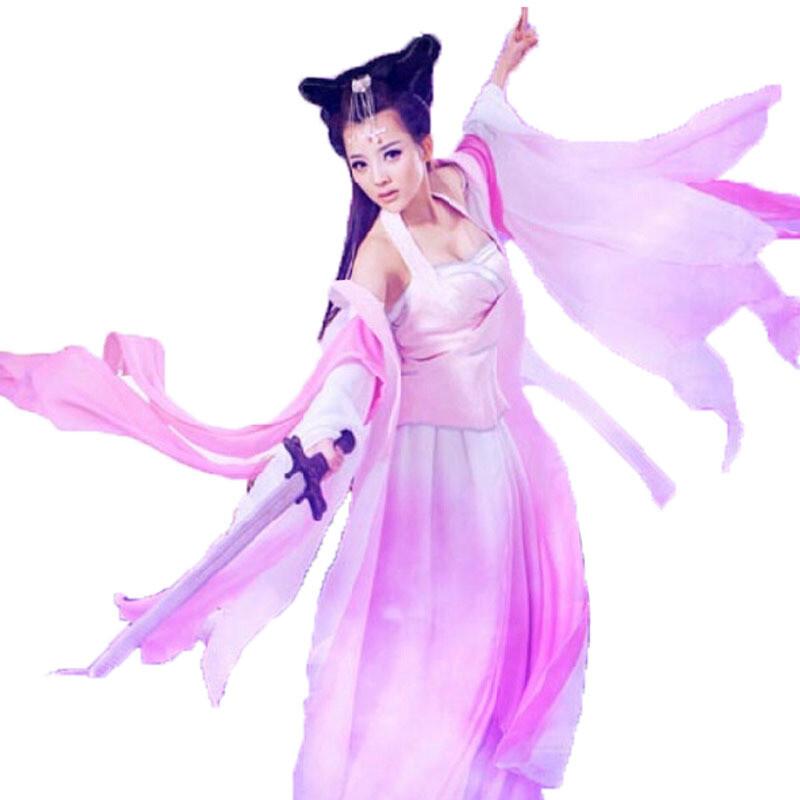 古装倩女幽魂2游戏动漫cosplay汉服盘子唯美摄影服装