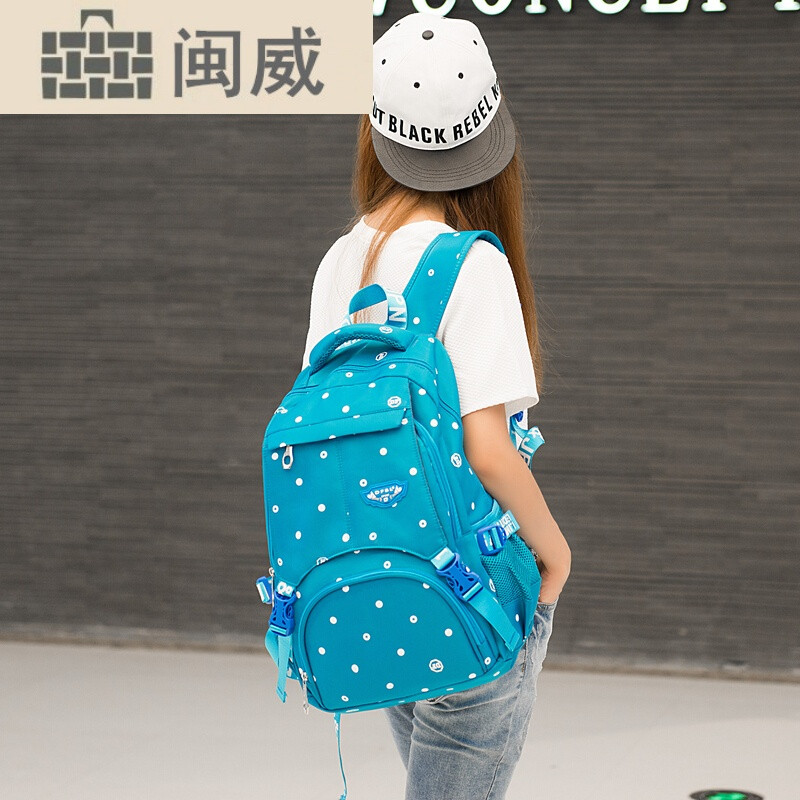 书包女学生韩版校园初中生户外旅游高中学生背包小清新防水双肩包迷彩