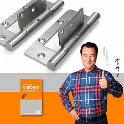香港域堡【4寸】子母合頁實心304不銹鋼靜音軸承合頁房門鉸鏈K433