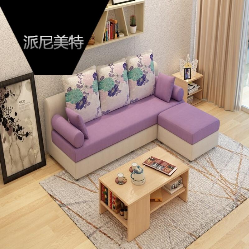 色可选日式沙发客厅小户型创意百搭沙发