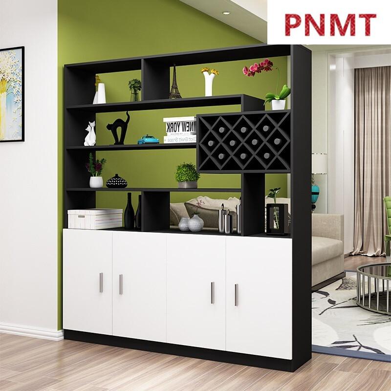 pnmt玄关柜隔断柜子鞋柜客厅间厅酒柜多功能储物柜屏风现代装饰柜酒柜