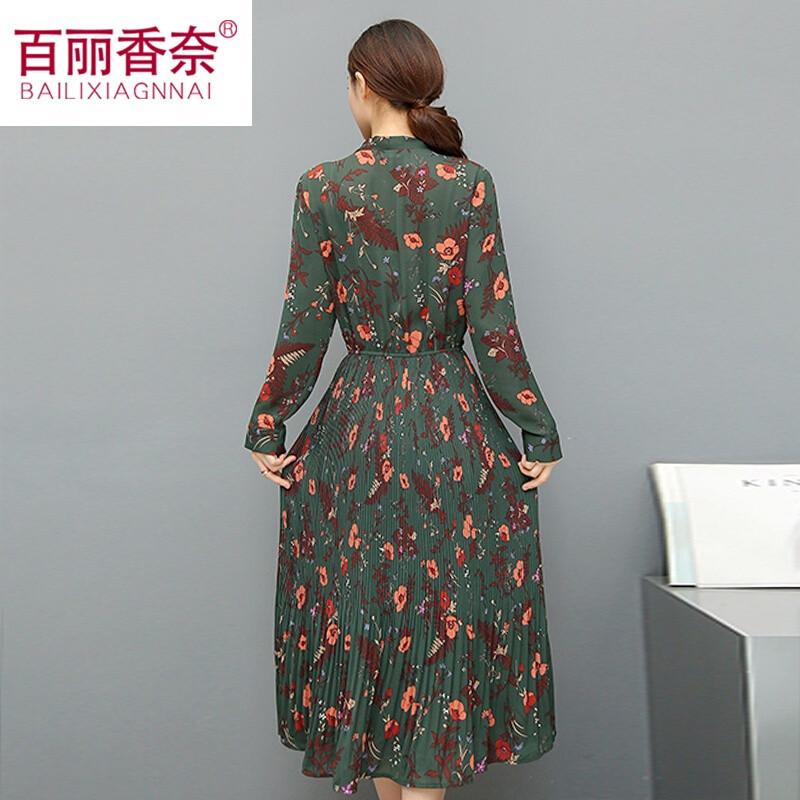 连衣裙长袖夏