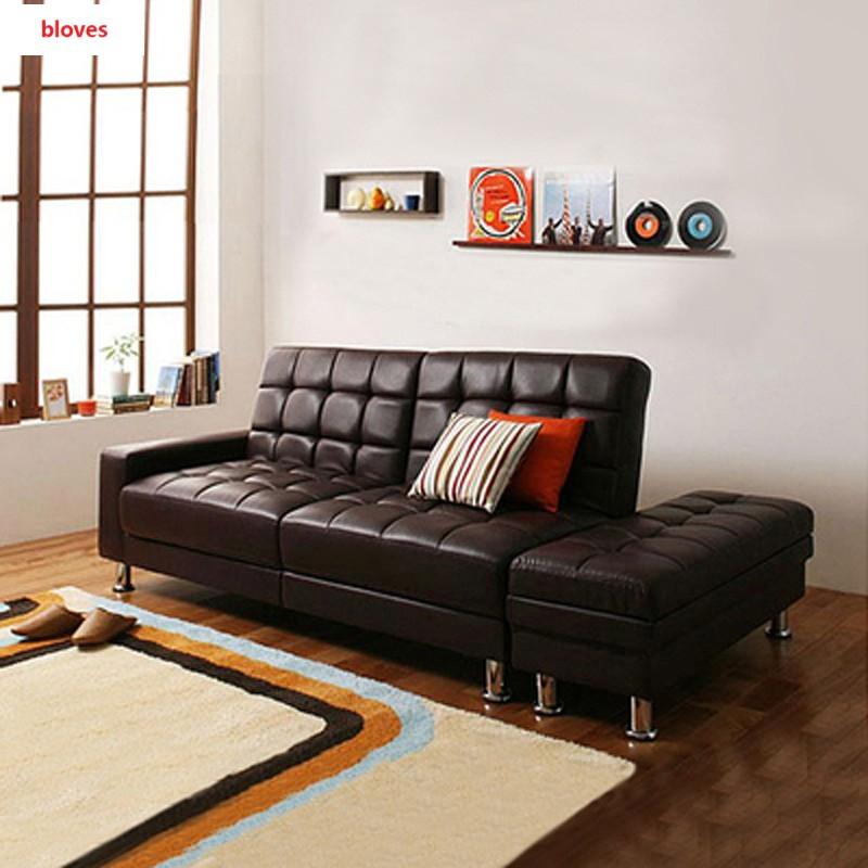 bloves- 小户型客厅多功能沙发床可折叠储物单人沙发床1.图片
