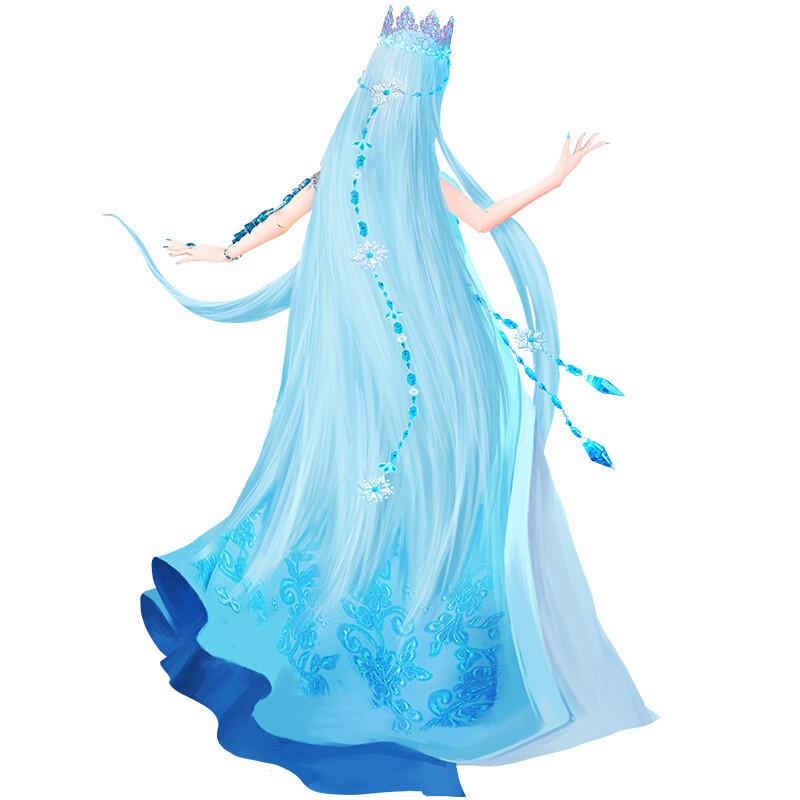 叶罗丽芭比娃娃叶萝莉蓝冰公主仙子精灵梦夜萝莉正品孔雀全套女孩玩具图片