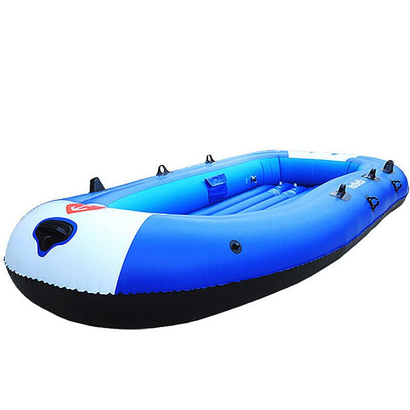 【赠运费险】橡皮艇皮划艇钓鱼船充气船水家斗牛乐mv图片