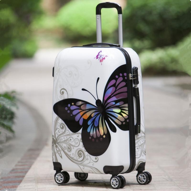 卡通行李箱20寸