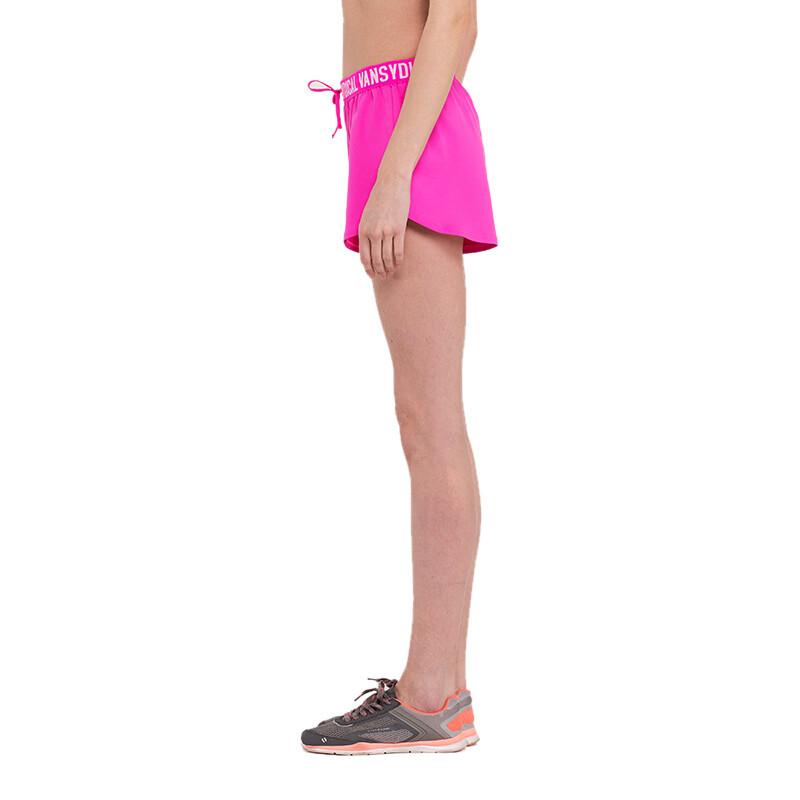 健身运动短裤速干透气瑜伽舞蹈防走光宽松显瘦跑步短裤瑜伽休闲短裤fs