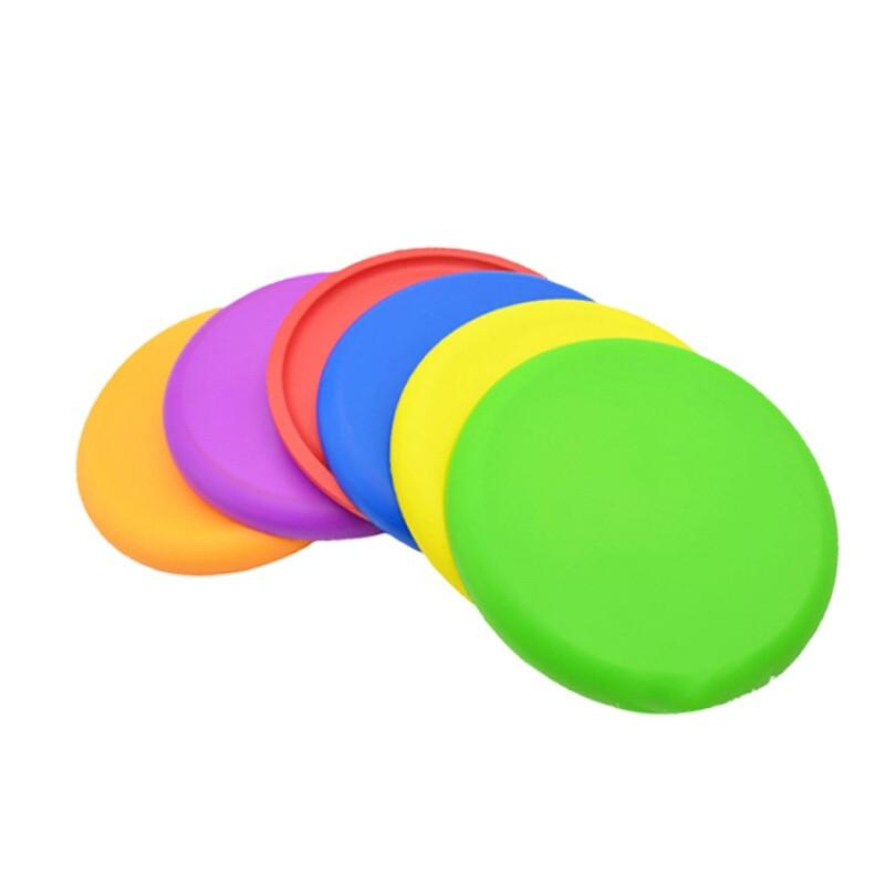 儿童益智玩具早教幼儿园子园健身玩具飞碟运动泡沫海绵软飞盘图片