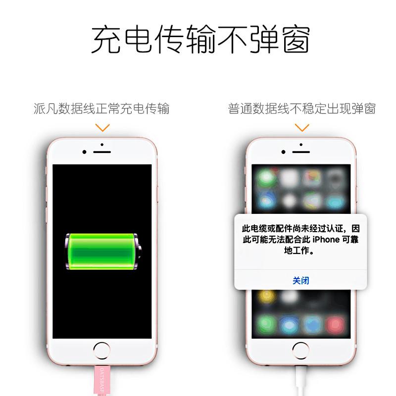 iphone6数据线苹果手机壳挂绳挂脖7plus充电线5s充电器6s便携通用澳之品图片