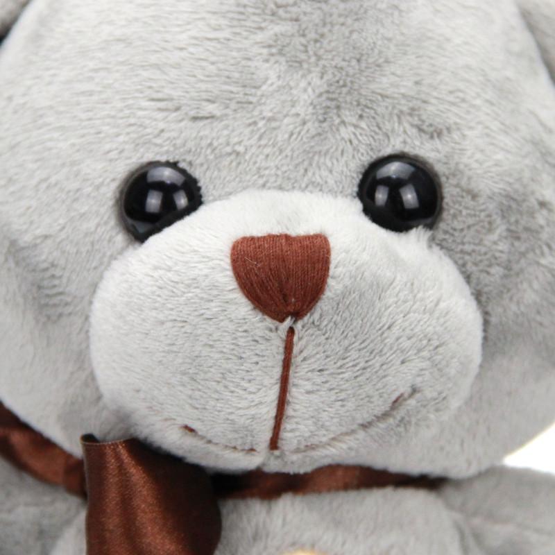 博施 小熊公仔毛绒玩具 可爱泰迪熊玩偶宝宝布娃娃 婚庆抛洒礼物活动