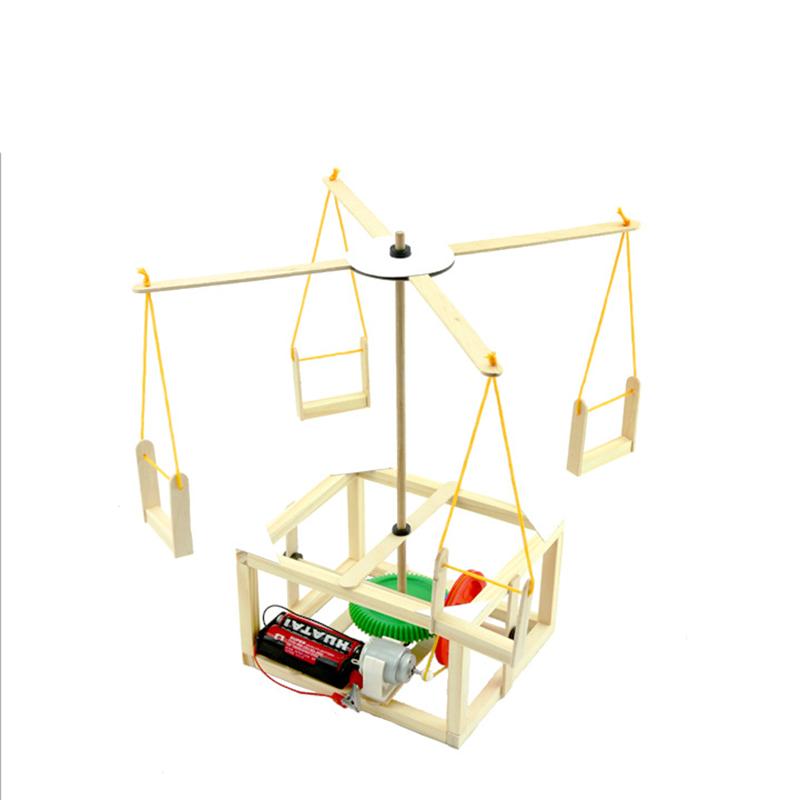 欢乐转盘儿童手工科技小制作材料科学实验 欢乐转盘图片