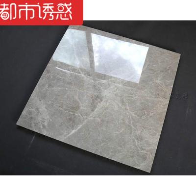全抛釉地砖800x800客厅白灰色木纹金刚石瓷砖AAA级云灰石800*800(一片)都市诱惑