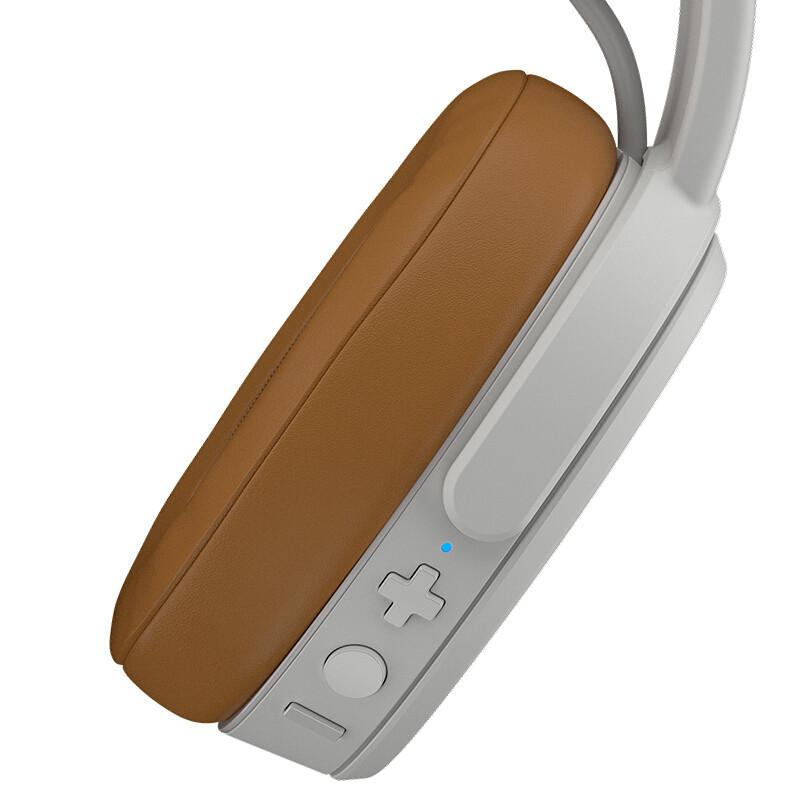 骷髅头(skullcandy)crusher wireless s6crw-k590 立体低音蓝牙手机图片