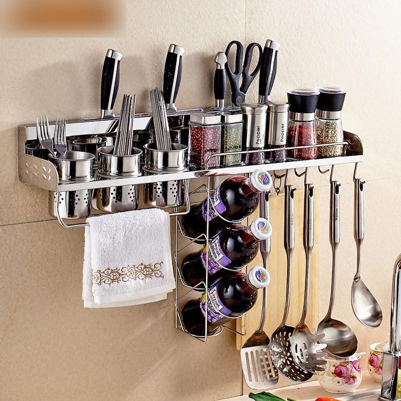 架挂件厨具用品收纳架子置物架厨房挂架生活日用家装主材厨卫五金挂件图片