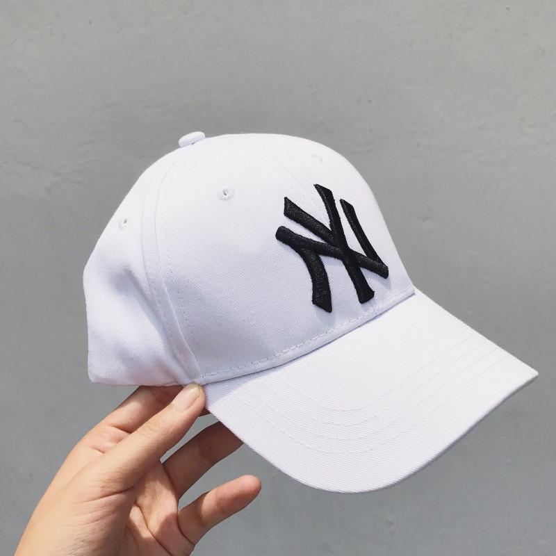 儿童帽子男宝宝女童春夏小童男童薄款ny棒球帽遮阳帽鸭舌帽潮韩版