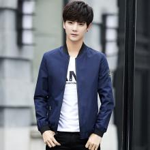 圖澤2018春款主推男士夾克外套韓版潮修身男裝b421-8001圖片