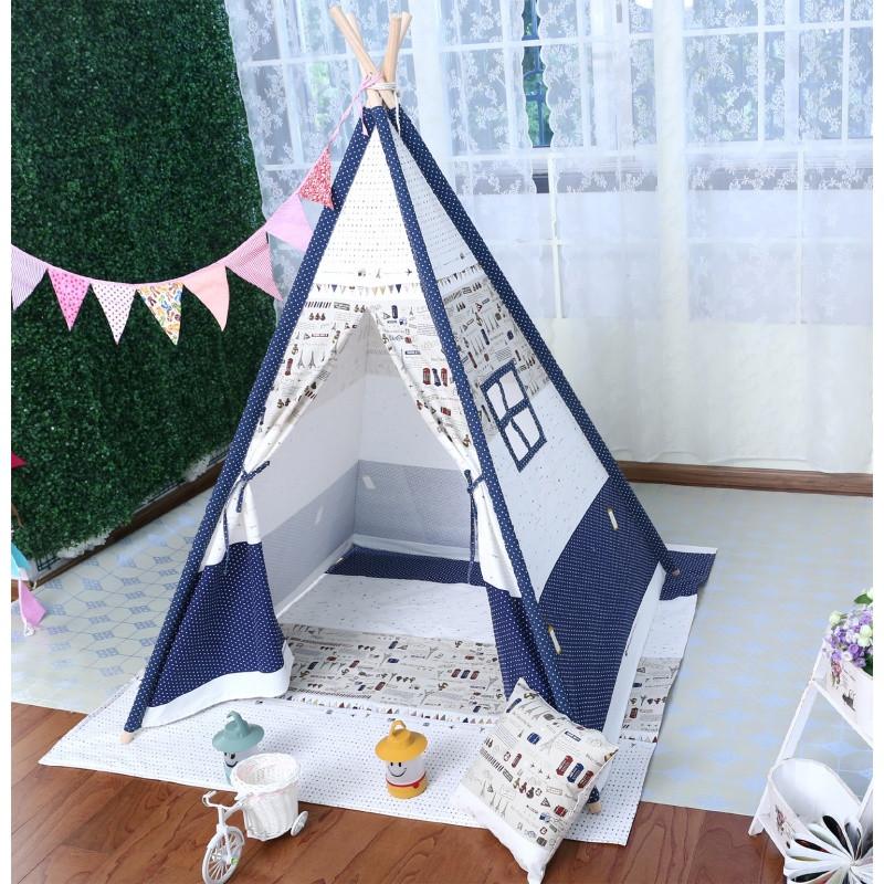 儿童帐篷室内益智公主城堡游戏屋帐篷儿童房宝宝婴儿玩具屋