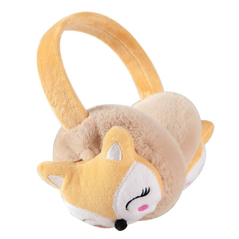 卡通可爱冬季耳罩保暖学生护耳耳套耳包护耳男女儿童宝宝冬天耳捂