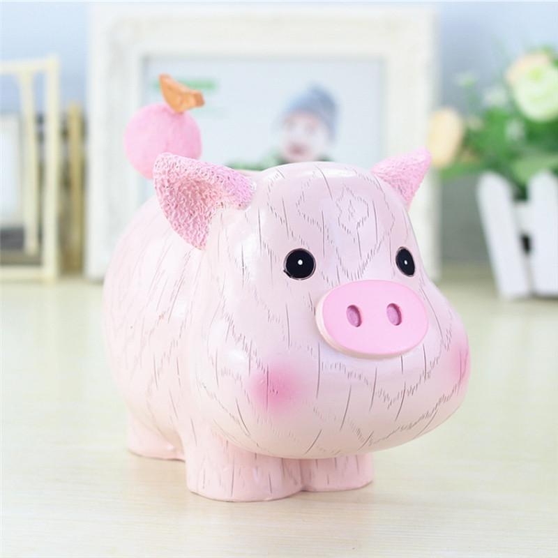 大号萌物十二生肖存钱罐 猪狗牛羊马老虎兔子动物储蓄