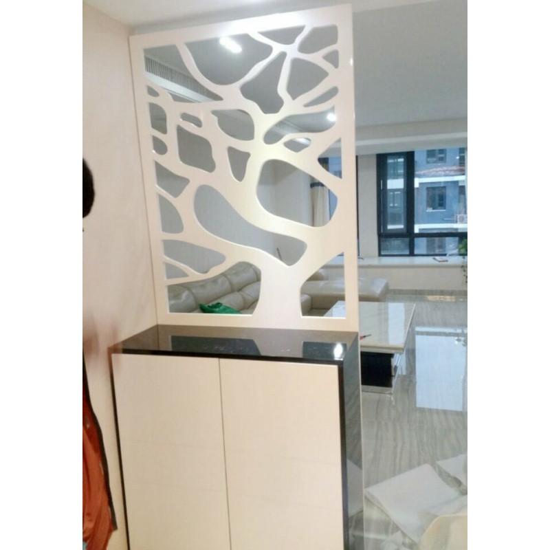 雕花钢琴烤漆门厅柜 简约现代玄关鞋柜 进门隔断柜装饰柜 隔厅柜
