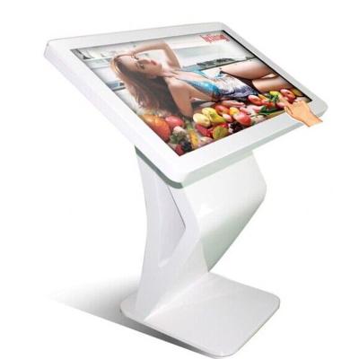 悦华科技 58寸卧式触摸一体机 屏显示器多点触控查询机智能互动广告机商用Windows系统 可定制安卓系统