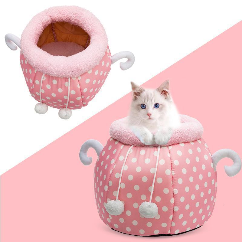 蒙古包猫窝公主床冬季冬天保暖可拆洗宠物可爱猫窝窝猫咪