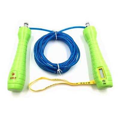 培林中考专用跳绳 电子计数学生跳绳 钢丝专业轴承 计数版