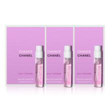 香奈儿(Chanel) 香水试管香水小样套装女邂逅柔情淡香水 2ml*3