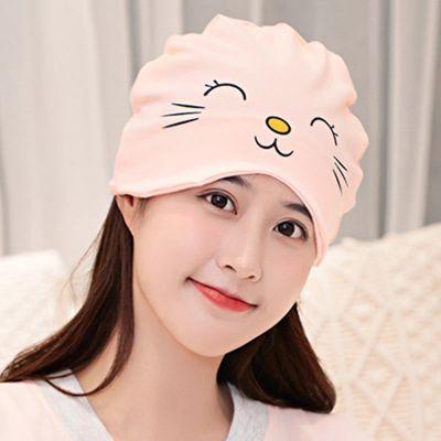 月子帽夏季薄款透气薄款坐月子头巾产妇产后用品孕产妇帽子春夏秋冬季