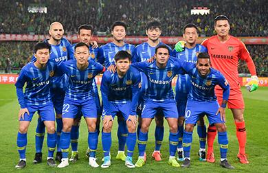 第4轮北京中赫国安3:0江苏苏宁
