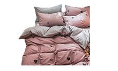 全棉加厚13372面料 活性印染 柔软舒适 不起球不掉色 如需床笠款联系在线客服