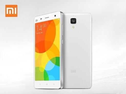 小米4 2gb内存版 白色 电信4g手机