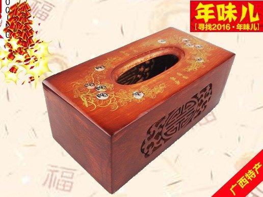 雕花卷纸筒抽纸盒