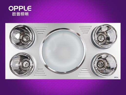 opple浴霸安装