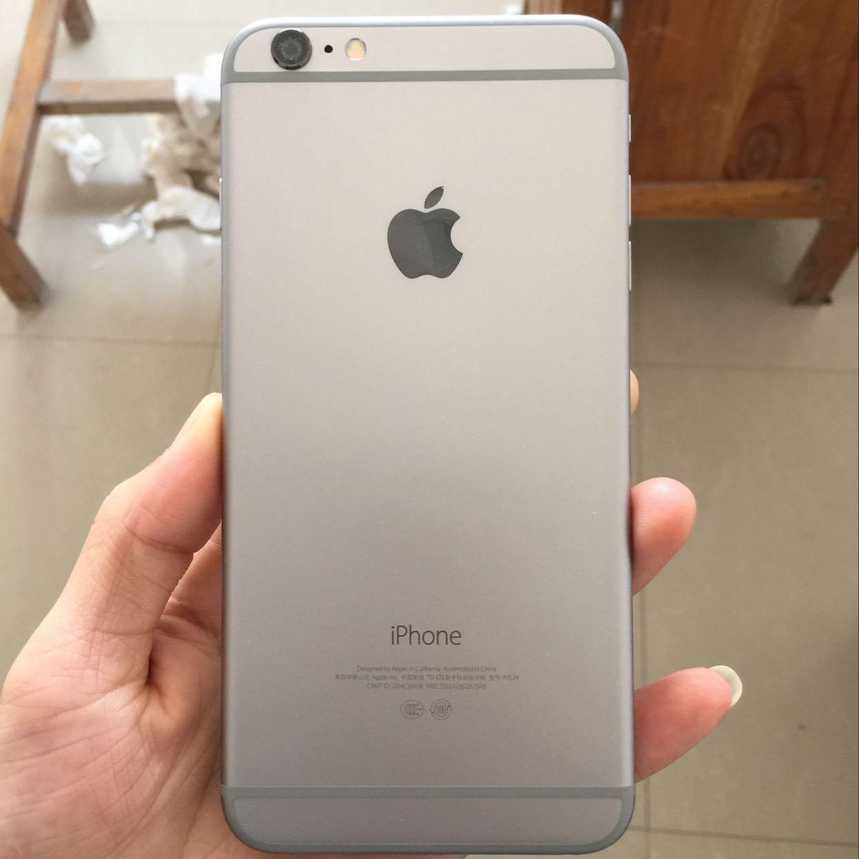 二手苹果6plus出售转让_钦州二手手机-苏宁易购二手