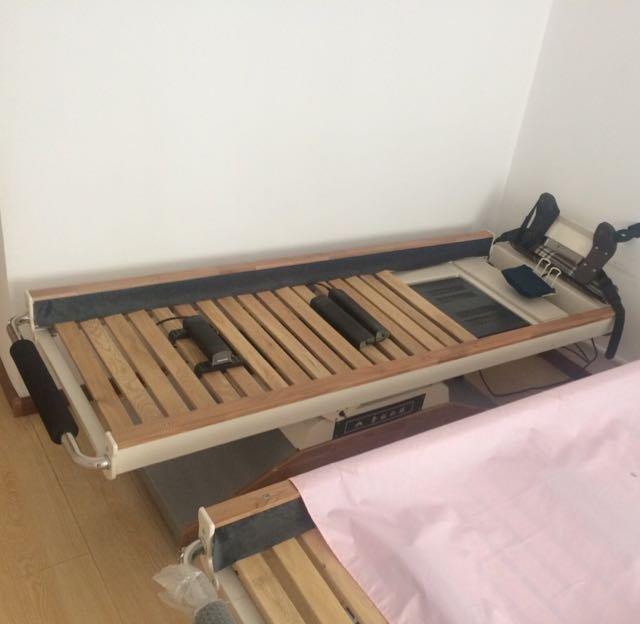 床结构连接