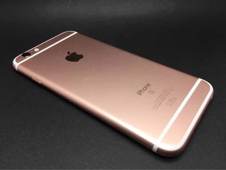 周边玫瑰手机正品iphone6sp手机金自带16g手机壳数码图片