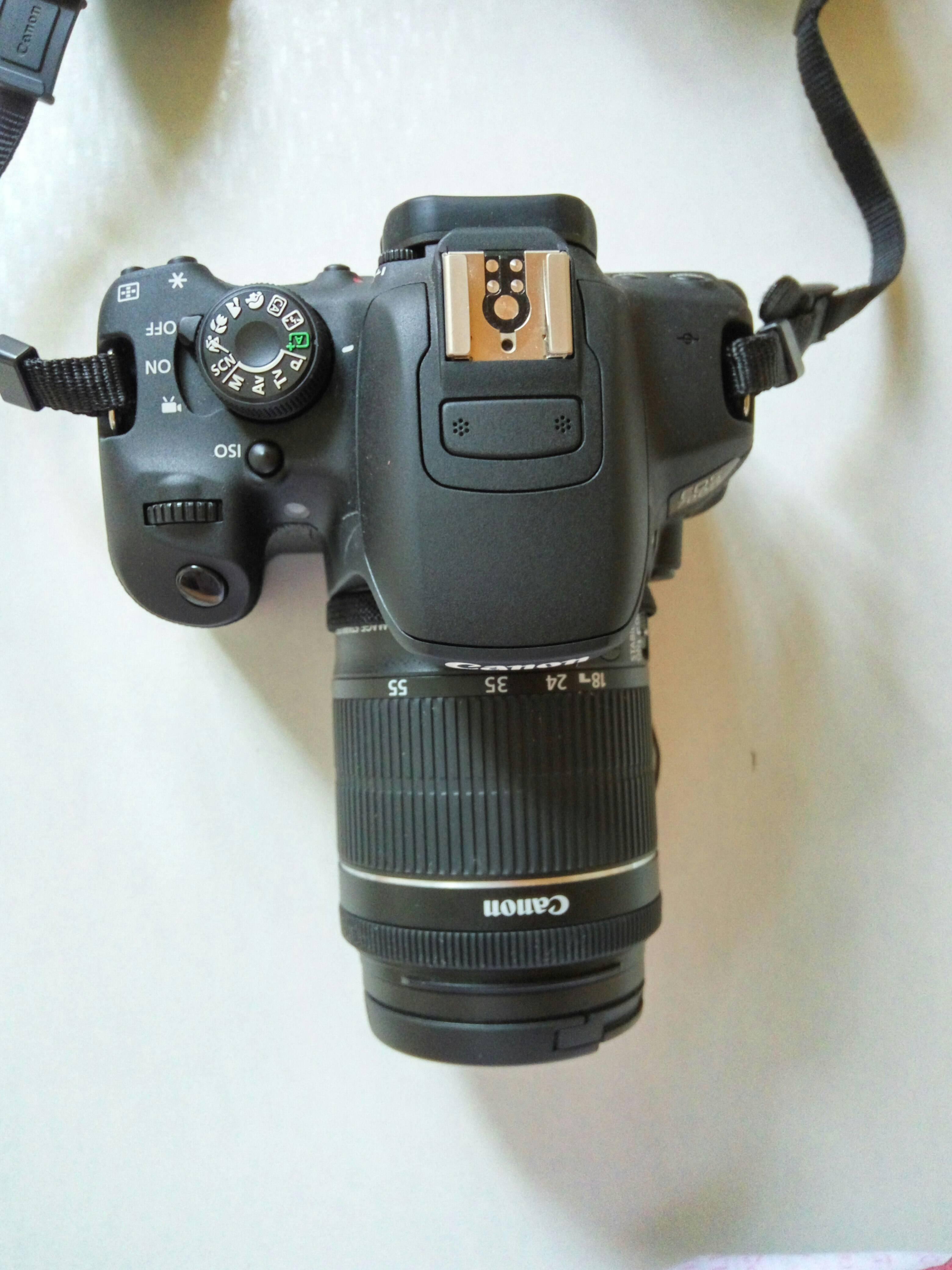 佳能单反相机700d 镜头图片