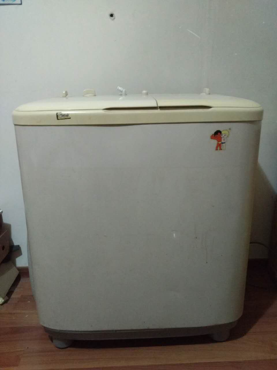 海尔小神螺洗衣机