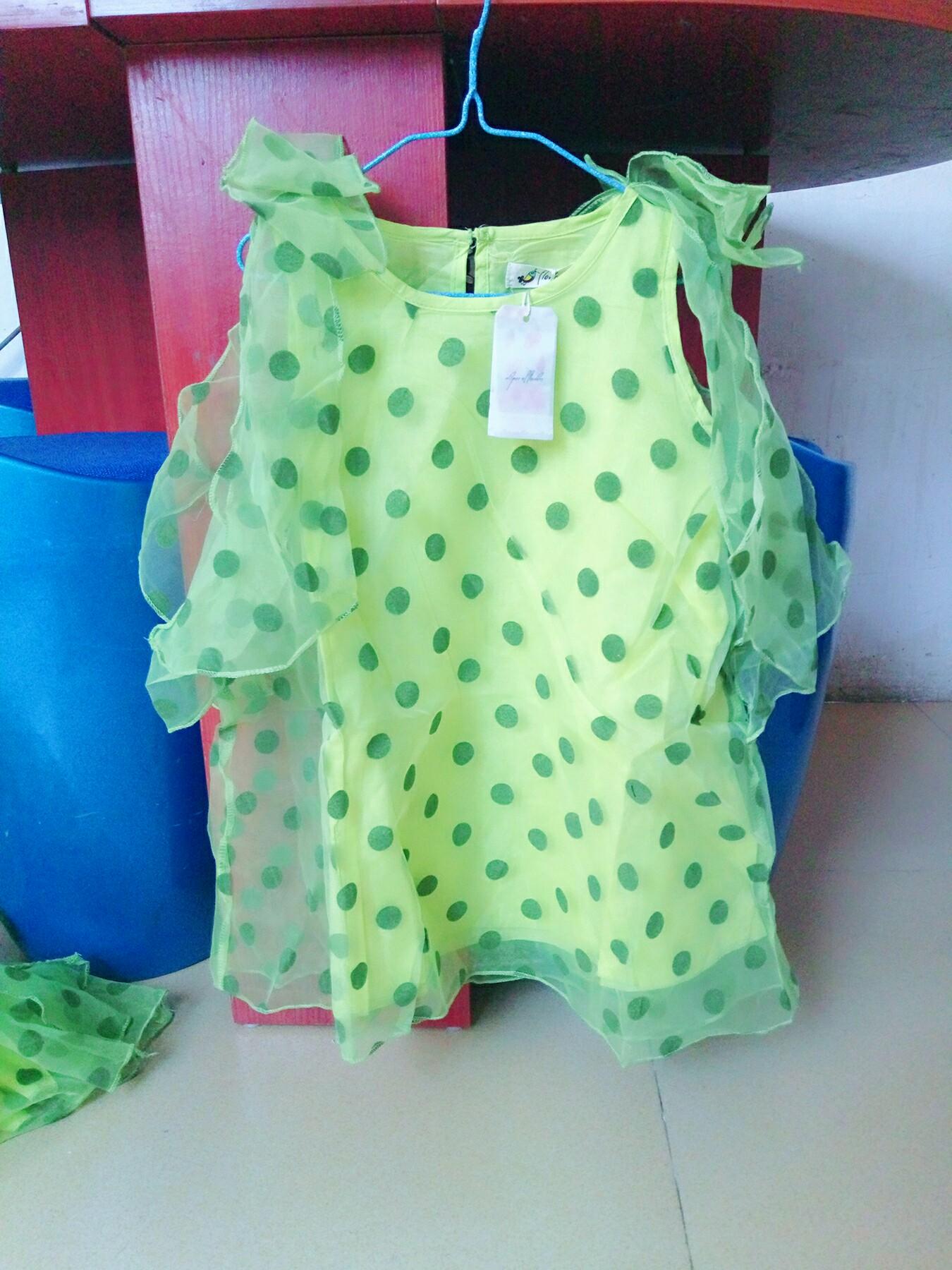 一批幼儿园舞蹈裙子 舞蹈服装衣服全新未穿过 两个颜色有5个码